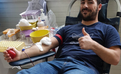 Εθελοντική Αιμοδοσία 28-1-20 στην ΑΕΝ Χίου