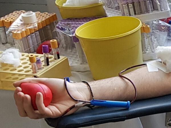 Εθελοντική Αιμοδοσία ΑΕΝ Χίου